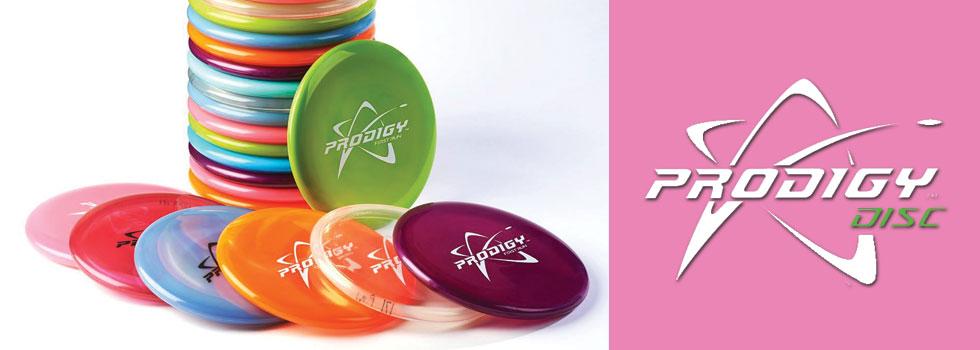 Prodigy Golf Discs