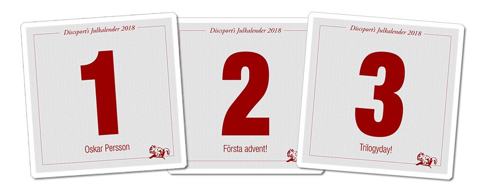 Julkalendern 2018