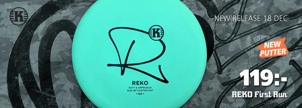 K3 Reko First Run