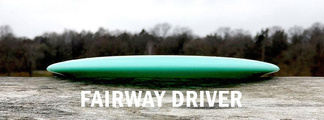 Fairway Driver Golf Discs
