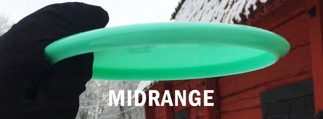 Midrange / Multi Purpose Golf Discs