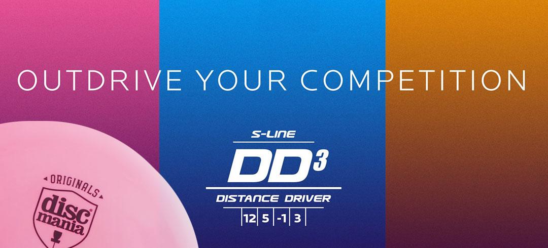 Discmania DD3 S-Line
