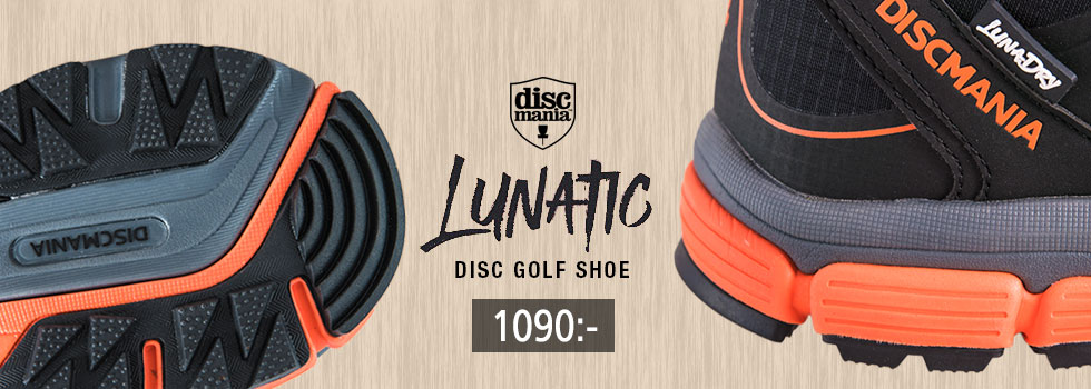 Discmania Lunatic Disc Golf Shoe
