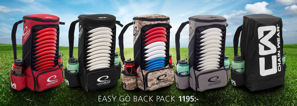 Easy Go Back Pack from Latitude 64