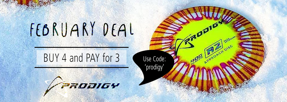 Prodigy February Deal