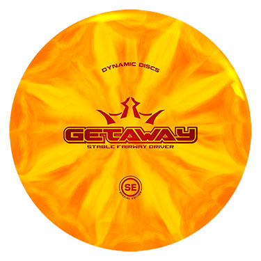 Getaway Fuzion X-Blend Special Edition