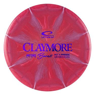 Claymore Retro Burst