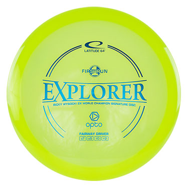 Explorer Opto First Run