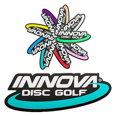 Innova Die Cut Sticker