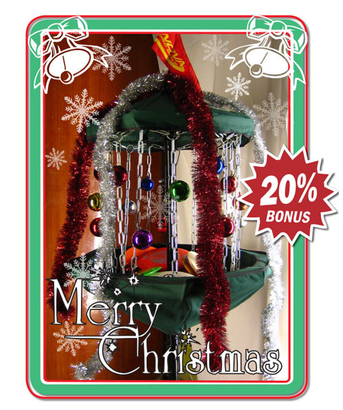 Presentkort Bonus Jul-Edition