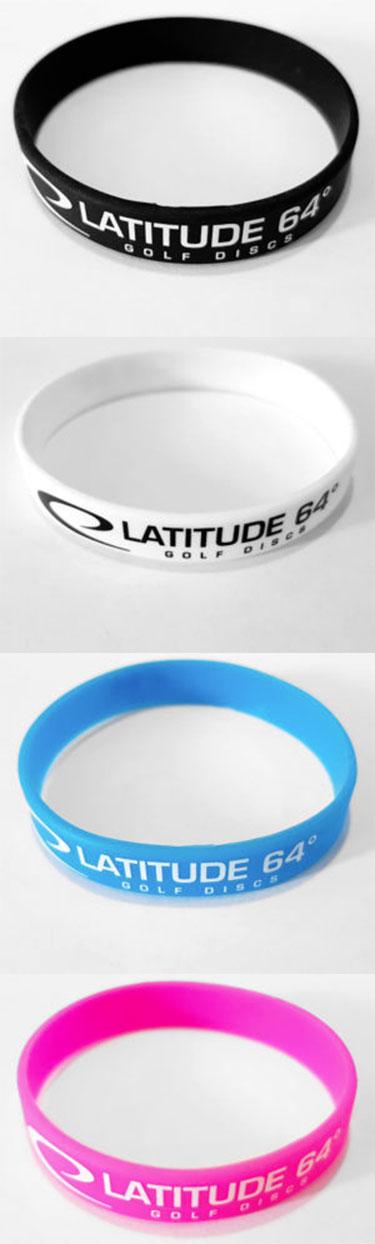 Latitude 64 Vristband