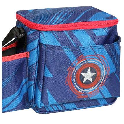 Marvel Captain America Cadet Bag