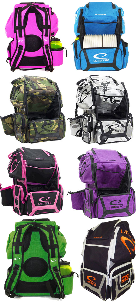 DG Luxury Backpack E3