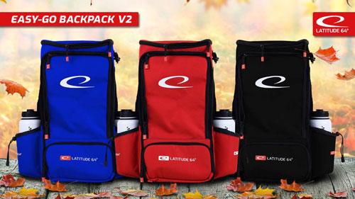 Latitude 64 Easy Go Backpack V.2