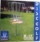 M-14� Disc Golf Practice Basket