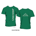Axiom Side Bar Dri Fit Tee