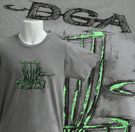 DGA Sketch Custom Design Tee