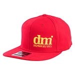 Discmania DM Cotton Twill Snapback Hat