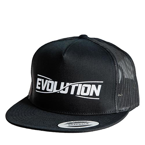 Evolution Snapback Trucker Hat