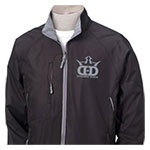 Dynamic Discs Full Zip Disc Golf Rain Jacket
