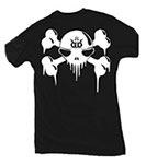 Dynamic Discs Shirt Skull Dri-Fit
