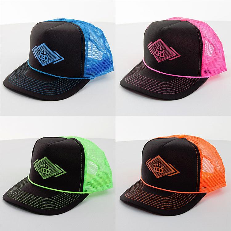 3c172f6ee77 Dynamic Discs Foam Front Hat - Keps - Dynamic Discs