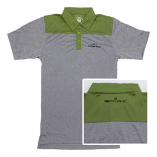 Dynamic Discs Golf Polo King Ds