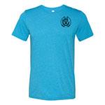 Handeye T-shirt Royal Crest