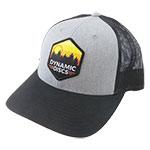 Dynamic Discs Sunset Hex Snapback Hat