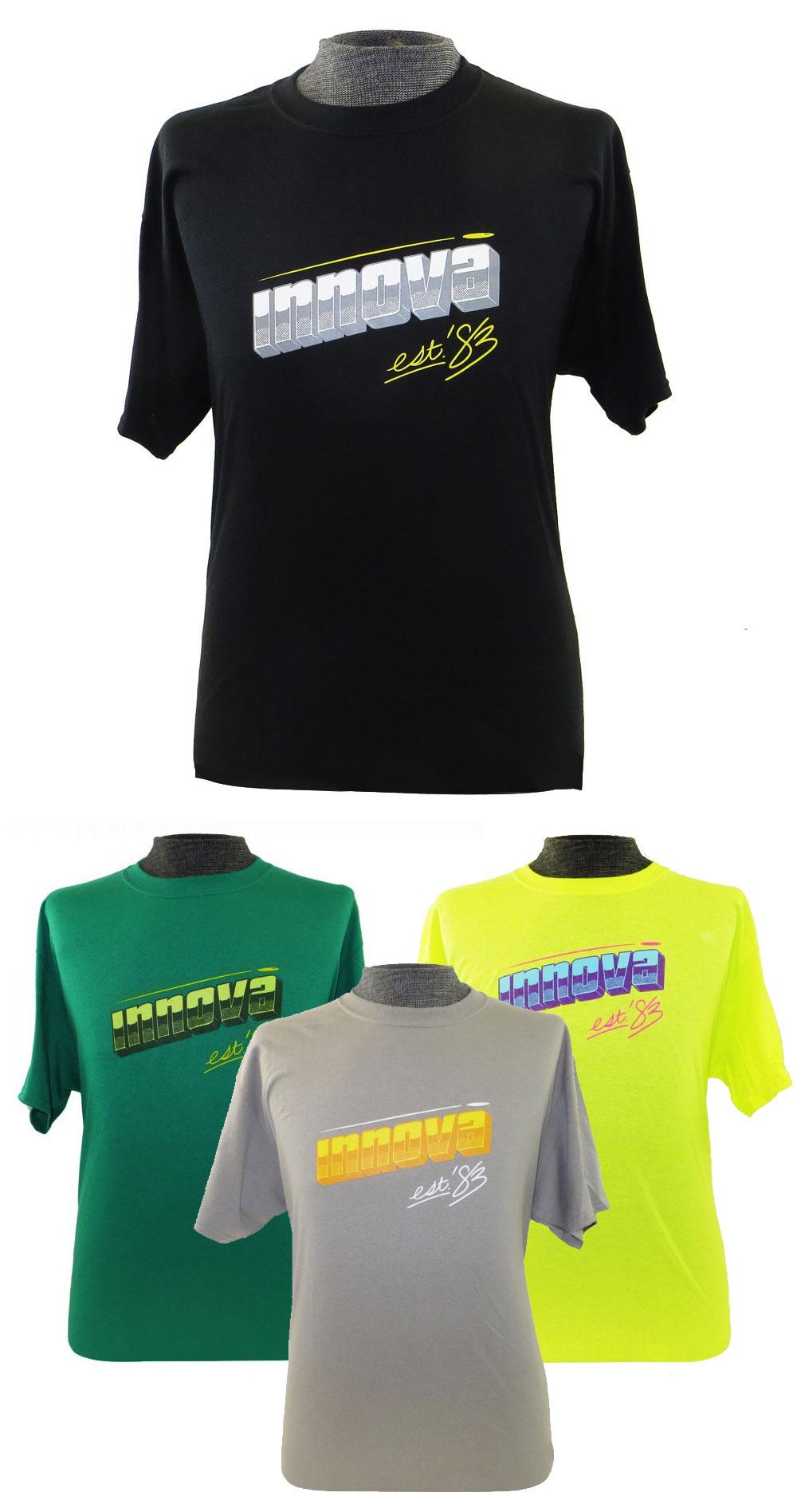 Innova est.'83 T-shirt