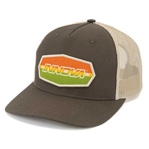 Innova Striped Bar Adjustable Cap