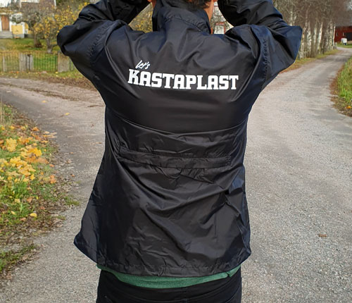 Kastaplast Windjacket