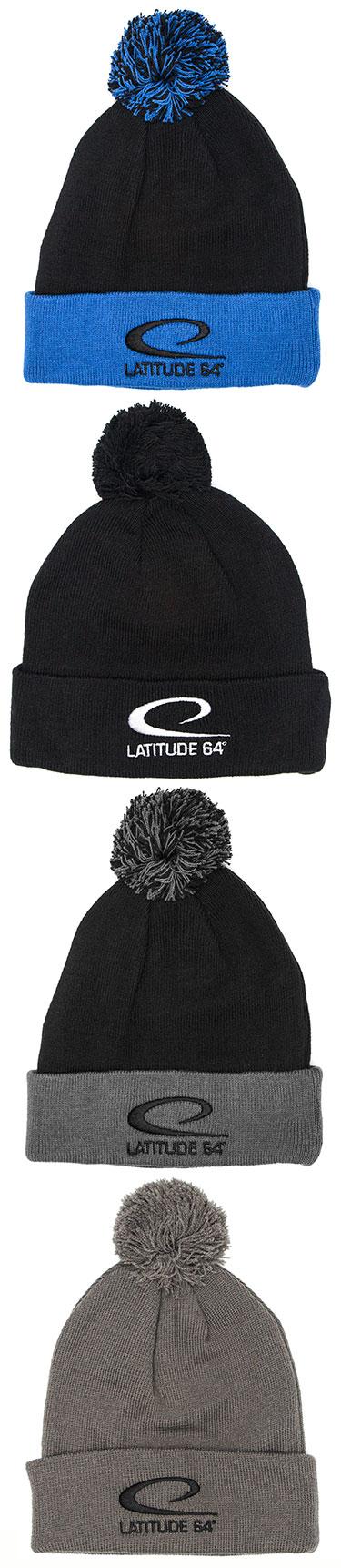 Latitude 64 Beanie Pom