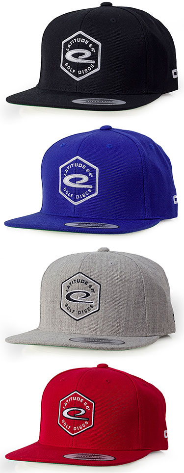 Latitude 64 Hexagon SnapBack