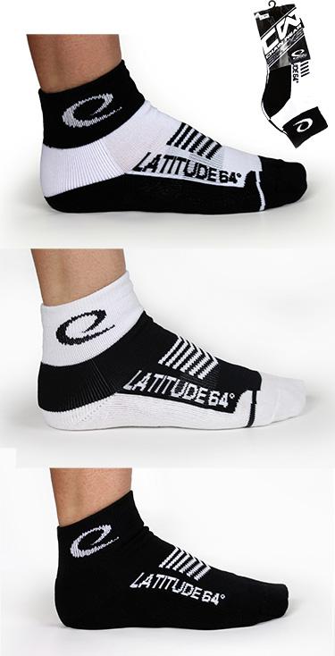 Latitude 64 Socks 3-Pack