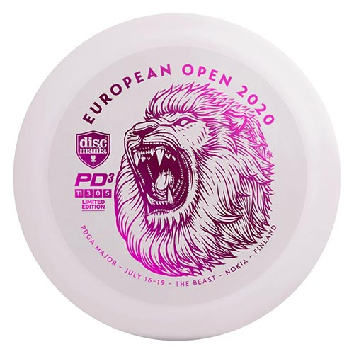 PD3 Glow C-Line European Open 2020