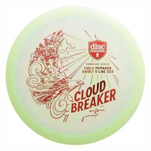 DD3 Swirly S-line Cloud Breaker Eagle McMahon 2019