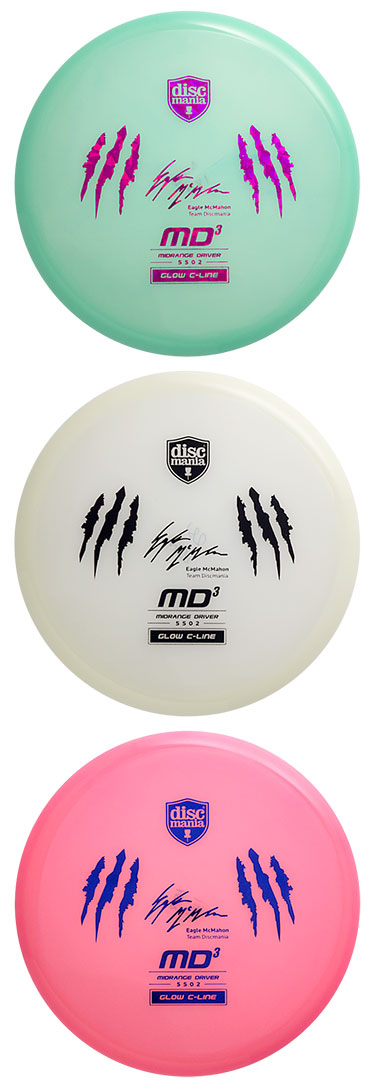 MD3 Glow C-line Eagle McMahon