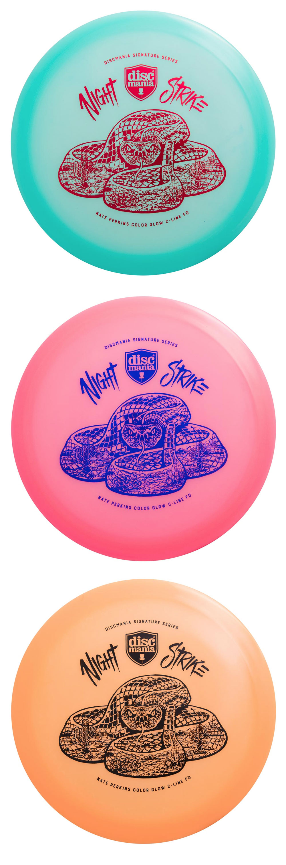 FD Glow C-line Night Strike Nate Perkins 2018