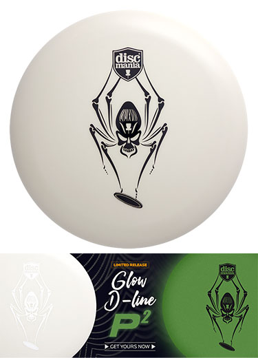 P2 Glow D-Line Spider
