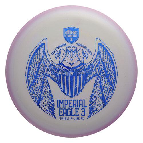 P2 P-line Imperial Eagle Eagle McMahon 2019