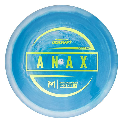 ESP Anax First Run Paul McBeth