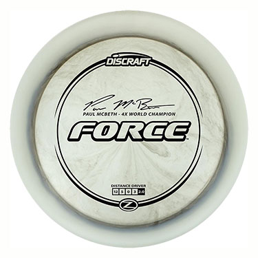 Z Force Paul McBeth