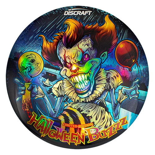 ESP Buzzz Glo Full Foil Halloween Limited Edition