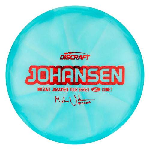 Z Comet Michael Johansen Tour Series 2020