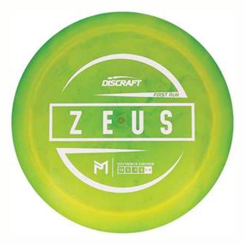 ESP Zeus Paul McBeth First Run