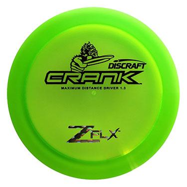 Z FLX Crank