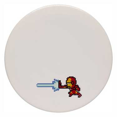 Judge DyeMax Marvel 8-Bit Iron Man