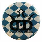 EMac Truth DyeMax Argyle Blue