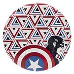 Felon DyeMax Panorama Captain America Marvel